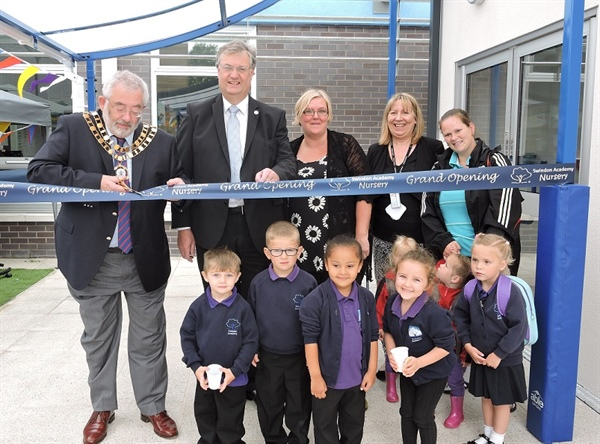 Opening of New Nursery  For 2 Year Olds