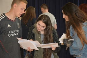SWINDON ACADEMY CELEBRATES BEST EVER GCSE RESULTS