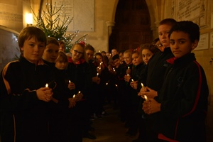 Carol Service at Marlborough College