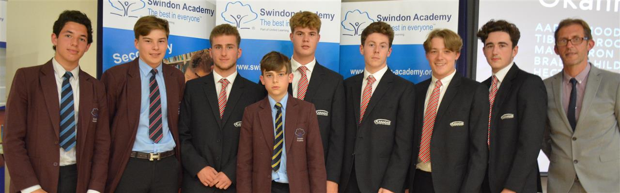 Students dance all the way to top | Swindon Advertiser